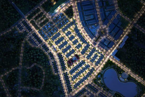 Biệt thự An Vượng Villa Dương Nội Nam Cường